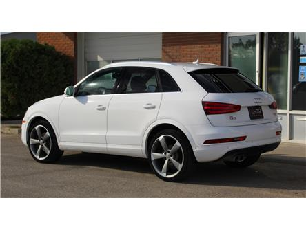 2015 Audi Q3 2.0T Technik (Stk: 003765) in Saskatoon - Image 2 of 26