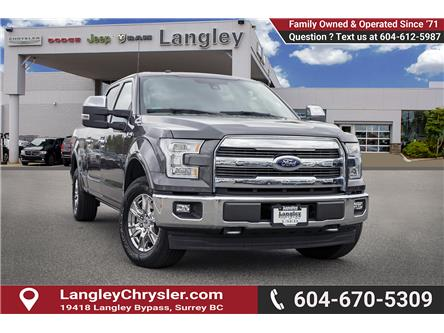 2017 Ford F-150 XLT (Stk: EE910710B) in Surrey - Image 1 of 27