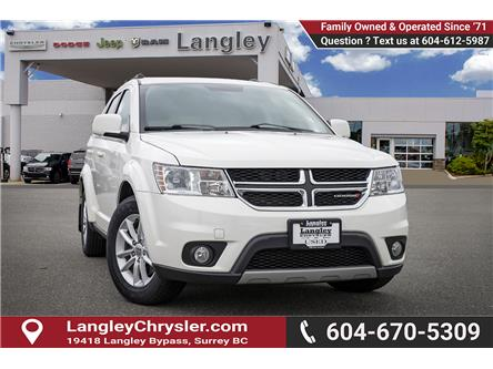 2015 Dodge Journey SXT (Stk: J156940A) in Surrey - Image 1 of 23