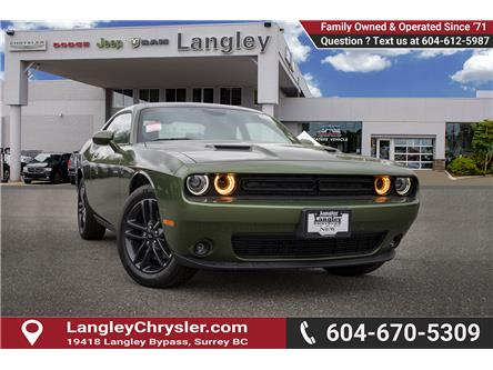 2019 Dodge Challenger SXT (Stk: K626224) in Surrey - Image 1 of 20