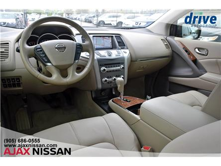 2014 Nissan Murano Platinum (Stk: U081A) in Ajax - Image 2 of 36