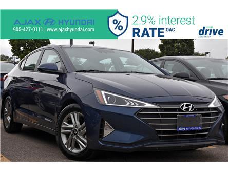 2019 Hyundai Elantra Preferred (Stk: P4809R) in Ajax - Image 1 of 31