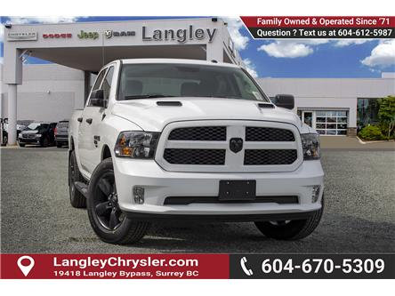 2019 RAM 1500 Classic ST (Stk: K644244) in Surrey - Image 1 of 23
