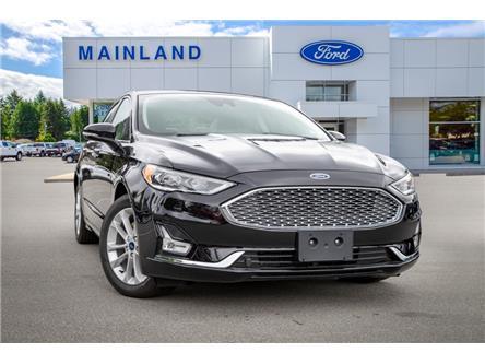 2019 Ford Fusion Energi Titanium (Stk: 9FU8989) in Vancouver - Image 1 of 27