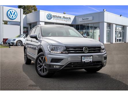 2019 Volkswagen Tiguan Comfortline (Stk: KT190446) in Vancouver - Image 1 of 24
