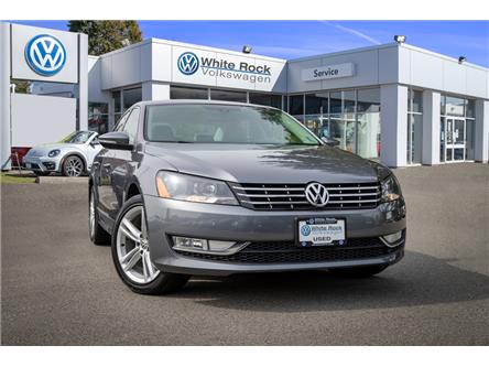 2012 Volkswagen Passat 2.0 TDI Highline (Stk: VW0961) in Vancouver - Image 1 of 23