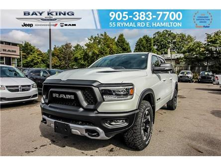 2019 RAM 1500 Rebel (Stk: 197339) in Hamilton - Image 1 of 30