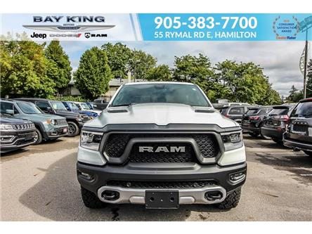 2019 RAM 1500 Rebel (Stk: 197339) in Hamilton - Image 2 of 30