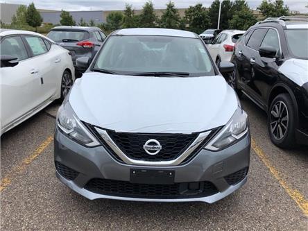 2019 Nissan Sentra 1.8 SV (Stk: Y6037) in Burlington - Image 2 of 5