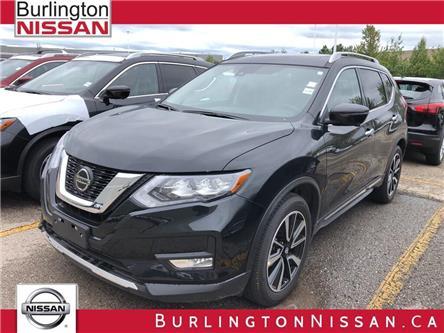 2019 Nissan Rogue SL (Stk: Y2737) in Burlington - Image 1 of 5