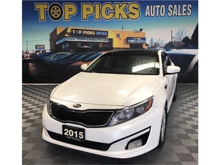 2015 Kia Optima EX (Stk: 563319) in NORTH BAY - Image 1 of 30