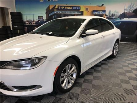 2015 Chrysler 200 Limited (Stk: 513116) in NORTH BAY - Image 2 of 28