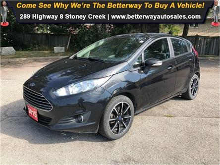 2015 Ford Fiesta SE|Clean Car Fax| Bluetooth and more... (Stk: 5473) in Stoney Creek - Image 1 of 13