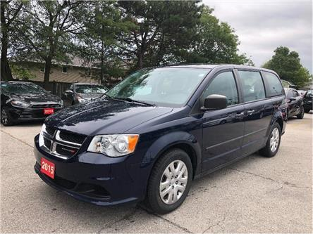 2015 Dodge Grand Caravan $80 weekly (oac) LOW KM!!| 7 passenger| call today (Stk: 5482) in Stoney Creek - Image 1 of 20