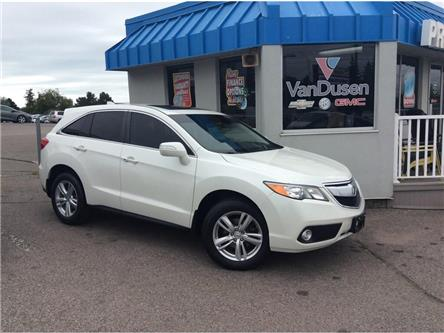 2014 Acura RDX Base w/Technology Package (Stk: 194886B) in Ajax - Image 1 of 25
