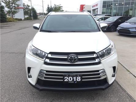 2018 Toyota Highlander Limited (Stk: 849000T) in Brampton - Image 2 of 20