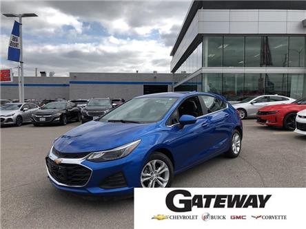 2019 Chevrolet Cruze LT|AUTOMATIC|BLUETOOTH|LOW KMS'| (Stk: 160653A) in BRAMPTON - Image 1 of 22