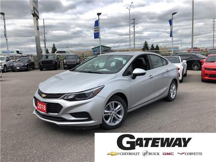 2018 Chevrolet Cruze LT|SUNROOF|BLUETOOTH|REMOTE START| (Stk: PW18398) in BRAMPTON - Image 1 of 22