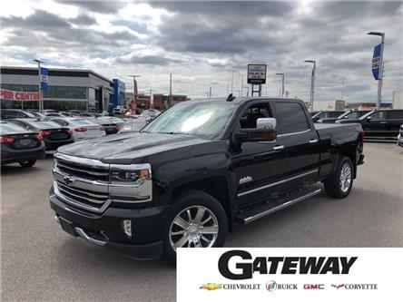 2017 Chevrolet Silverado 1500 High Country|4X4|CREW CAB|NAVIGATION| (Stk: 273759A) in BRAMPTON - Image 1 of 21