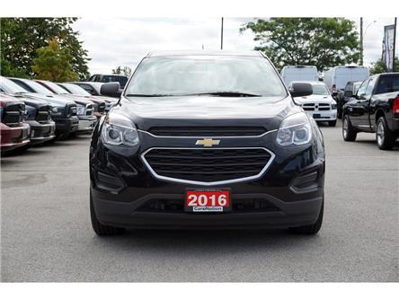 2016 Chevrolet Equinox LS| REAR CAM| BLUETOOTH| SIRIUSXM & MORE! (Stk: K749A) in Burlington - Image 2 of 43