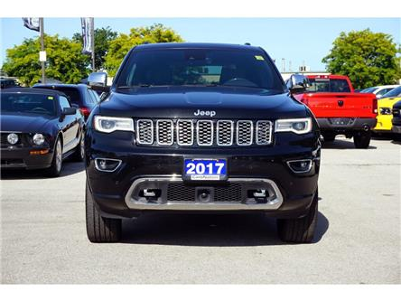 2017 Jeep Grand Cherokee OVERLAND| 5.7HEMI| QUADRA LIFT| ACTIVE SAFETY GRP (Stk: P3240) in Burlington - Image 2 of 50