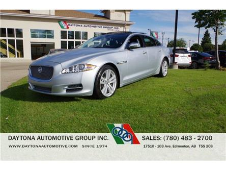2011 Jaguar XJ XJL (Stk: 1760) in Edmonton - Image 1 of 27
