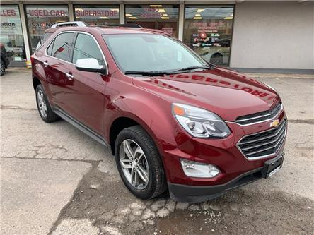 2016 Chevrolet Equinox LTZ | LEATHER | SUNROOF | NAVI | B/U CAM (Stk: P12539) in Oakville - Image 2 of 22