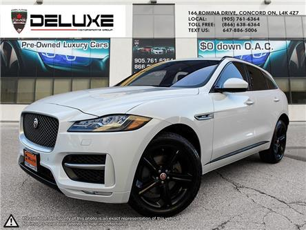 2017 Jaguar F-PACE 35t R-Sport (Stk: D0649) in Concord - Image 1 of 26