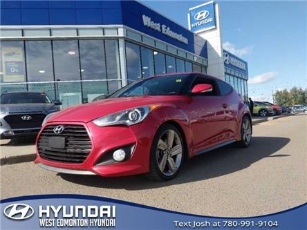 2013 Hyundai Veloster Turbo (Stk: E4639A) in Edmonton - Image 1 of 20