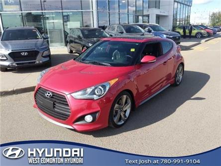 2013 Hyundai Veloster Turbo (Stk: E4639A) in Edmonton - Image 2 of 20