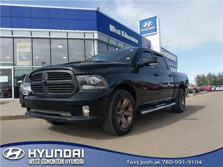 2013 RAM 1500 Sport (Stk: 4885A) in Edmonton - Image 1 of 26