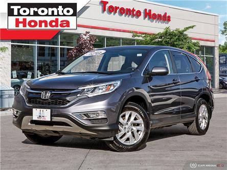 2016 Honda CR-V EX (Stk: 39400) in Toronto - Image 1 of 30