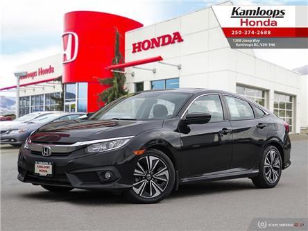2016 Honda Civic EX-T (Stk: 14482A) in Kamloops - Image 1 of 25