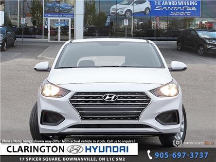 2020 Hyundai Accent Preferred (Stk: 19710) in Clarington - Image 2 of 24