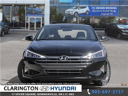 2020 Hyundai Elantra Preferred w/Sun & Safety Package (Stk: 19716) in Clarington - Image 2 of 24