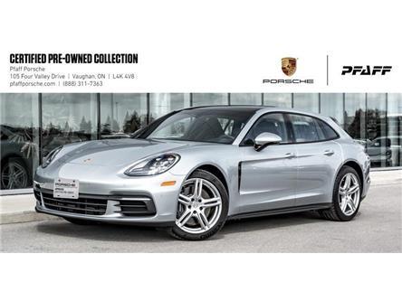 2018 Porsche Panamera 4 Sport Turismo (Stk: U8172) in Vaughan - Image 1 of 22