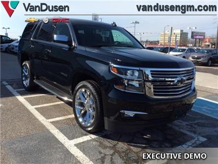 2018 Chevrolet Tahoe Premier (Stk: 183491) in Ajax - Image 1 of 27