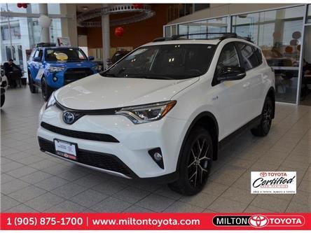 2017 Toyota RAV4 Hybrid  (Stk: 129838) in Milton - Image 1 of 40