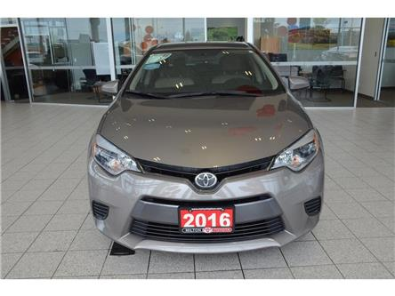 2016 Toyota Corolla  (Stk: 570596A) in Milton - Image 2 of 25