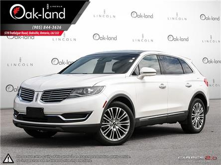 2017 Lincoln MKX Reserve (Stk: R3497) in Oakville - Image 1 of 27