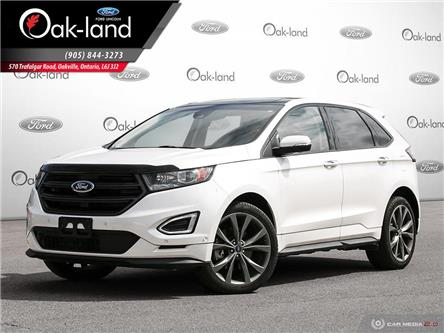 2018 Ford Edge Sport (Stk: 9X041A) in Oakville - Image 1 of 27