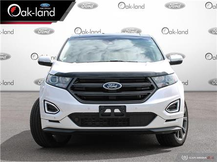 2018 Ford Edge Sport (Stk: 9X041A) in Oakville - Image 2 of 27