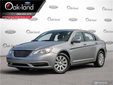 2014 Chrysler 200 LX (Stk: 9P034DA) in Oakville - Image 1 of 27