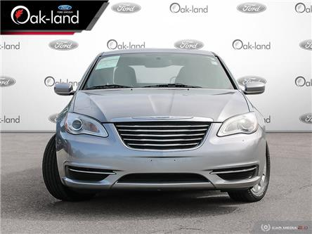 2014 Chrysler 200 LX (Stk: 9P034DA) in Oakville - Image 2 of 27