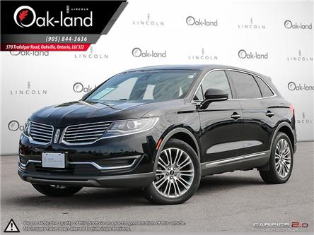 2016 Lincoln MKX Reserve (Stk: 9X065A) in Oakville - Image 1 of 26