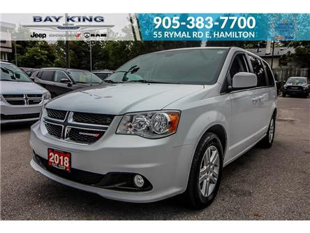 2018 Dodge Grand Caravan Crew (Stk: 6919R) in Hamilton - Image 1 of 21