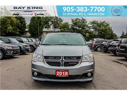 2018 Dodge Grand Caravan Crew (Stk: 6922R) in Hamilton - Image 2 of 21
