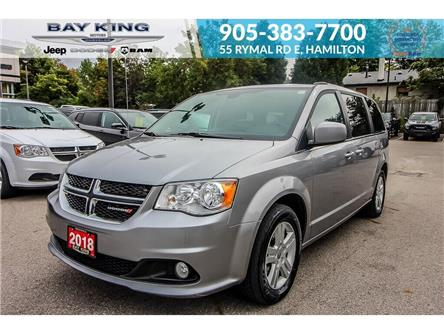 2018 Dodge Grand Caravan Crew (Stk: 6918R) in Hamilton - Image 1 of 20