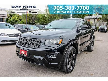 2015 Jeep Grand Cherokee Laredo (Stk: 191008A) in Hamilton - Image 1 of 22