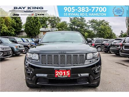 2015 Jeep Grand Cherokee Laredo (Stk: 191008A) in Hamilton - Image 2 of 22